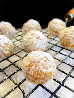 Lemon Creamcheese Bliss Balls Recipe