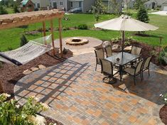 Patio Designs With Fire Pit   Patio Fire Pit Design Ideas, Pictures, Remodel, and Decor - page 10