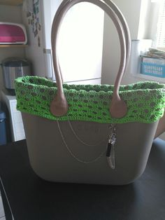 Můj lem na O Bag O Bag, Michael Kors Jet Set, Fit, Bags, Breien, Shape