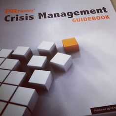 Learn How To Anticipate, Manage & Resolve a #PR Crisis with PR News' Crisis Management Guidebook!