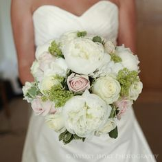 beautiful bouquet - For ME!!!  With lavender purple roses
