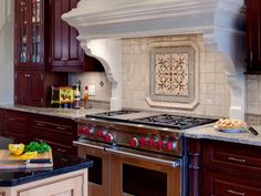 How to Choose a Ventilation Hood | Kitchen Designs - Choose Kitchen Layouts & Remodeling Materials | HGTV