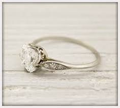 antique wedding rings
