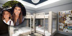 Kourtney Kardashian's Son's Bedroom Is A Little Boy's Dream Come True  - ELLEDecor.com