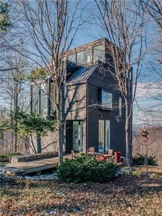 Modern Architecture Nashville owl's hill. commissioned in 1957walter & hulda cheek sharp (of
