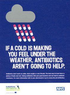 NHS - Antibiotics
