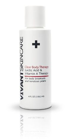 Vivant Skin Care Clear Body Therapy 4 Ounce * Read more reviews of the product by visiting the link on the image.
