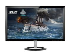Asus VX238H Gaming Monitor 23'' FHD (1920x1080), 1ms, HDMI, D-Sub, Low Blue Light, Flicker Free