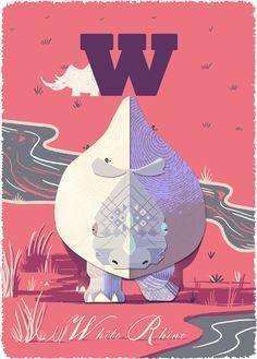 W(hite) Rhino - Boxbird