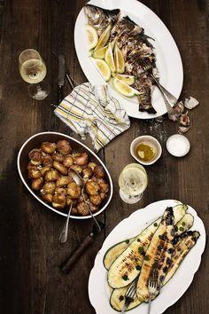 Pratos e Travessas: Al fresco | Food, photography and stories