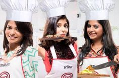 Revealed: Finalists of MasterChef India 4