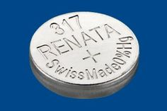 Baterie renata 317 Thing 1, Personalized Items, Silver, Alternative, Money