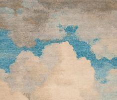 Heiter bis bewölkt   Cloud 1 by Jan Kath   Rugs / Designer rugs