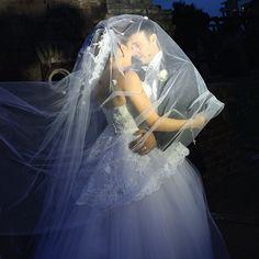 "I love the ""under the veil"" shot"
