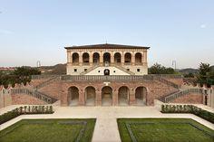 Villa dei Vescovi, Luvigliano di Torreglia, Padova