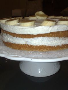 şipsak Muzlu Pasta Turkish Baklava, Vanilla Cake, Tiramisu, Ethnic Recipes, Desserts, Food, Kitchens, Tailgate Desserts, Deserts