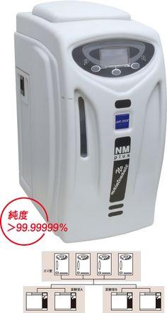 Hydrogen Generator NM PLUS by Air Tech