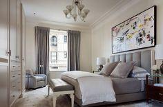 Goldman Residence Park Avenue   design by David Kleinberg Design Associates