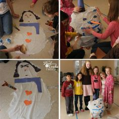 Snowman Making Contest - - pinned by @PediaStaff – Please Visit ht.ly/63sNtfor all our pediatric therapy pins