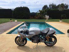 Ducati paul smart sportclassic 1000LE at home