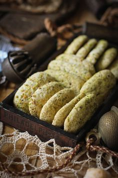 12 Days of Gluten Free Christmas Cookies kicks off with these super easy and delicious Pistachio Logs.