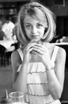Goldie Hawn  I loved this lady since I first saw her in a seventies comedy show, beautiful downtown Burbank?