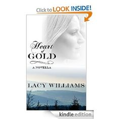 Heart of Gold (Christian Fiction) - this should be good, since I live in Wyoming!