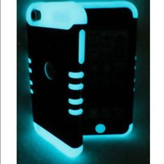ipod 5 glow in the dark case NEW!!!!  trade?! Accessories Phone Cases