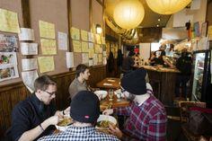 Voici une petite liste de restaurants préférés où savourer un ramen, à Montréal, Toronto et New York.