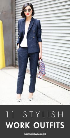 Style tips and cool pieces that will step up your office outfit game.
