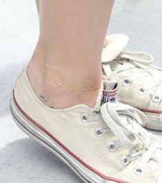 Catbird::Catbird Jewelry::Sweet Nothing Anklet