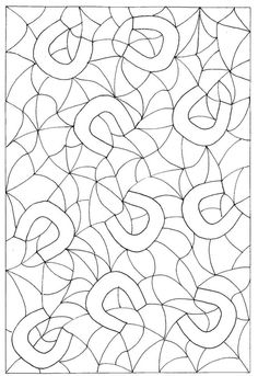 05 Pattern Coloring Pages, Kindergarten, Martini, Advent, Christmas, Education, Creativity, Draw, Crafting