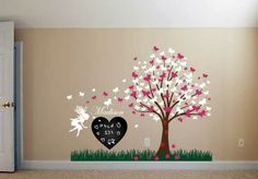 114 Best Girls Wall Decals images   Wall decals, Girl nursery ...