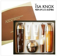 isa knox x2d2 original recovery 3pc set korea Functional cosmetics anti-aging  #isaknox