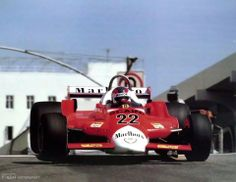 Patrick Depailler. USA GP 1980, Alfa Romeo 179