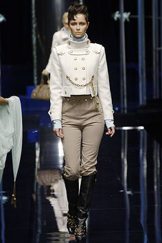 Fall 2006 Ready-to-Wear by Dolce & Gabbana