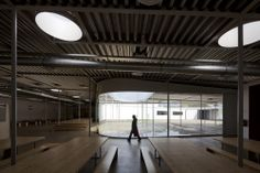 Inês Lobo Arquitectos - Joaquim Carvalho Secondary School