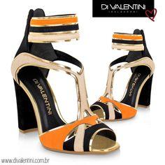 Bicos quadrados e cores quentes para o inverno 2014 Di Valentini. ❤️ Ref. 587 02379  #divalentini #dvwinter #love #shoes #moda #dv #cores