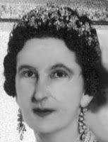 Tiara Mania: Princess Maria Pia of Savoy's Ivy Wreath Tiara worn by Tsaritsa Giovanna of Bulgari