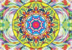 Eu Zen - Mandala Confiança-NR 8