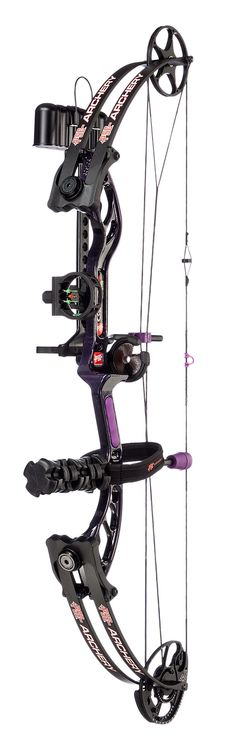 PSE Archery Stinger X Stiletto RTS Compound Bow Package for Ladies | Bass Pro Shops