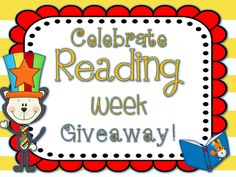 Mrs Jump's class: Reading Week Giveaway!