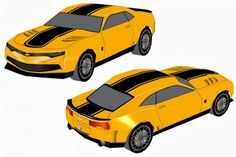 Transformers: Age of Extinction - Chevrolet Camaro Paper Car Free Vehicle Paper Model Download - http://www.papercraftsquare.com/transformers-age-of-extinction-chevrolet-camaro-paper-car-free-vehicle-paper-model-download.html#132, #Car, #Chevrolet, #ChevroletCamaro, #PaperCar, #Transformers, #TransformersAgeOfExtinction, #VehiclePaperModel