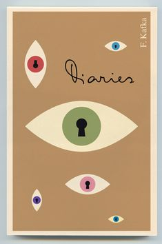 Simple and direct iconometry—cover makes me want to read this book Jacket Mechanical: Kafka