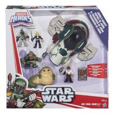 Playskool Heroes Galactic Heroes Star Wars Atat Walker