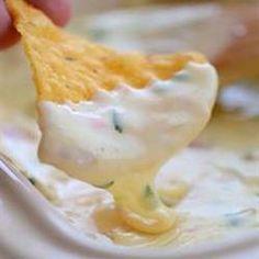 Queso Blanco Habanero Salsa Dip Allrecipes.com