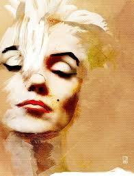 Image result for marilyn monroe pop art