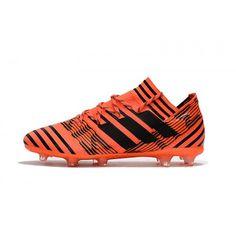 cheaper 98069 d42d6 2017 Adidas Nemeziz 17.1 FG Botas De Futbol Naranja Negro