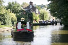 Enjoy a scenic river cruise and 3-course lunch for 2 on the White Nancy.