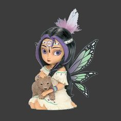 Wildwood By Jasmine Becket-Griffith